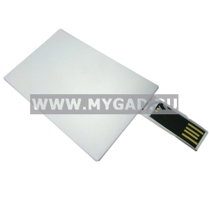 Флешка MG17card 2.32gb на 32 Гб, в форме кредитки